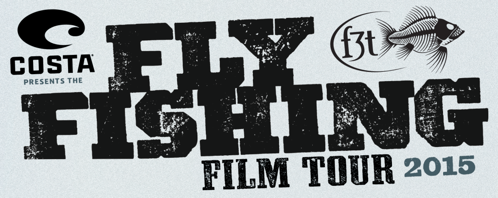 Fly Fishing Film Tour 2015