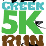 Creek 5k Run logo