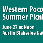 Western Pocono TU Chapter Annual Picnic June 27