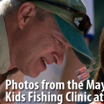 Photos from the May 24 Kids Fishing Clinic at Hidden Lake