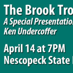 Western Pocono Trout Unlimited Special Program on Brook Trout April 14