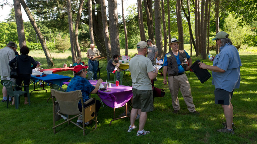 2015 Annual Brodhead Chapter of Trout Unlimited Picnic