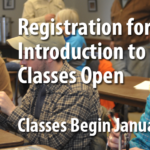 Introduction to Fly-Tying Class Registration Open, Classes Begin January 10, 2018