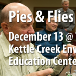 December Chapter Meeting Features Pies & Flies