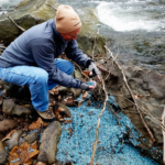 Volunteers Needed April 15 to Help Clean Plastic Pellets from Pocono Creek in Tannersville